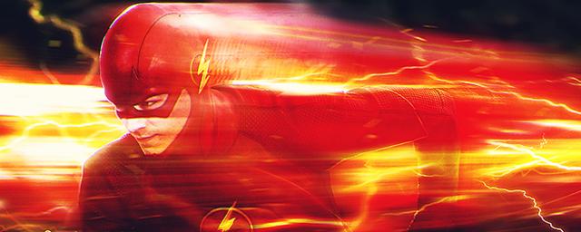 The flash un concept art et un ex d 39 alias pour le super h ros news s ries allocin - Flash le super heros ...