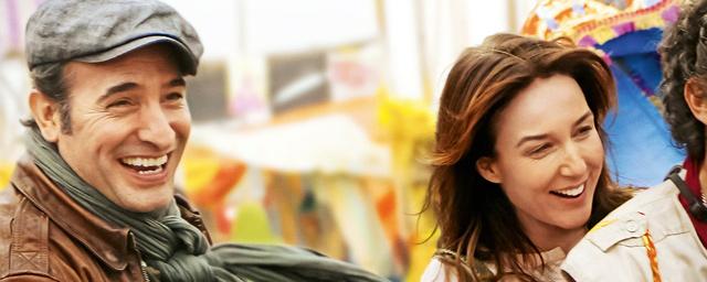 Un une de lelouch une bande annonce solaire et joyeuse for Dujardin dernier film