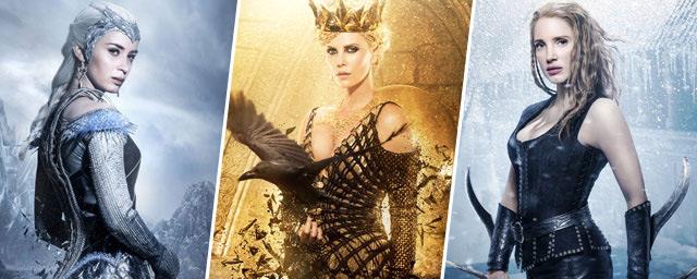 Bande Annonce Le Chasseur Et La Reine Des Glaces Chris Hemsworth Et Jessica Chastain Face A Deux Soeurs Diaboliques Actus Cine Allocine