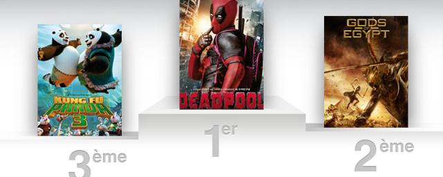 Box office us deadpool ind tr nable actus cin for Le divan 09 02 16