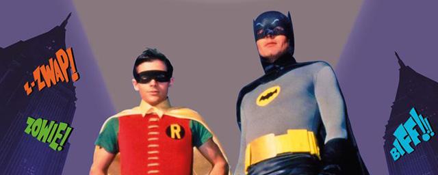 Batman et robin de retour doubl s par adam west et burt ward actus cin allocin - Image de batman et robin ...