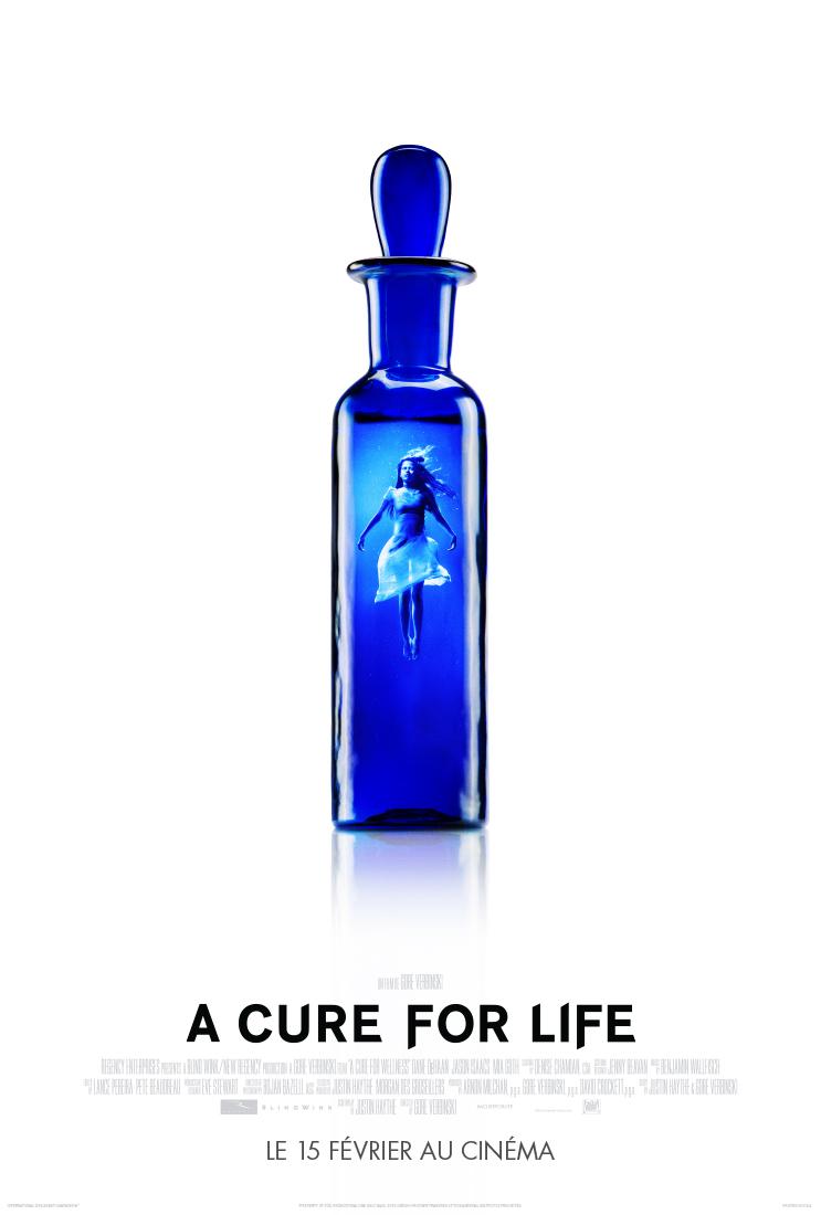 For Life Bande Annonce A Cure For Life Dane Dehaan Dans Un Thriller A La