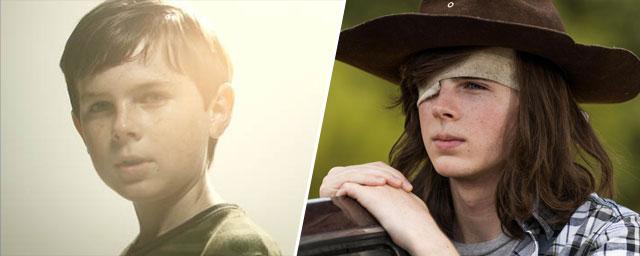 The Walking Dead : mais quel âge a Carl aujourd'hui ?