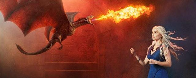 Game of Thrones : des dragons de la taille d'un Boeing !