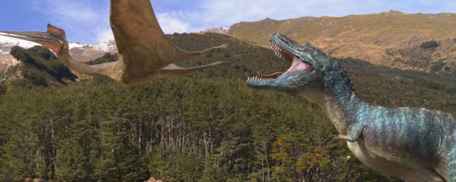 Une attraction en mode Jurassic Park ouvrira cet été !