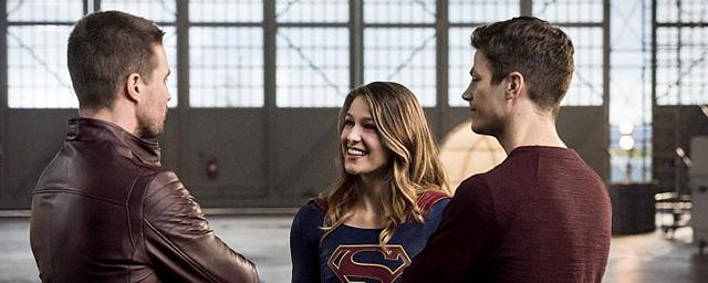 Arrow, Flash : le prochain cross-over est en préparation
