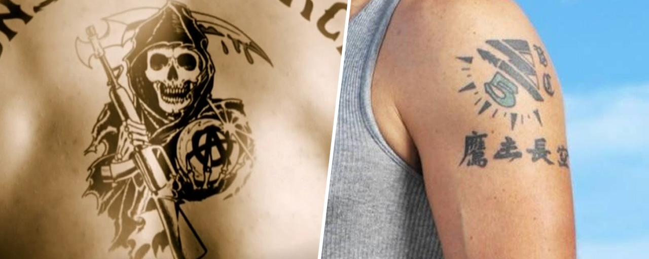 Quiz : saurez-vous reconnaître ces tatouages de séries ?