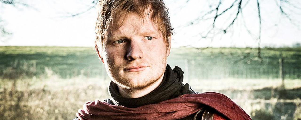 Game of Thrones : non, Ed Sheeran n'a pas fermé son compte à cause des insultes