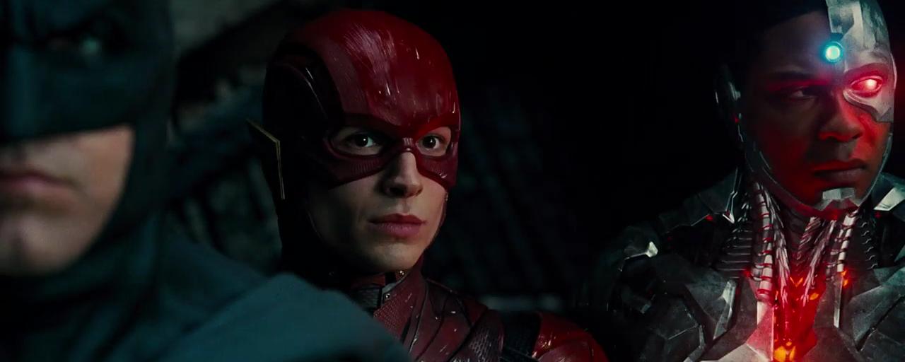 Comic-Con 2017 : le film Flash est confirmé et s'appellera… Flash Point !