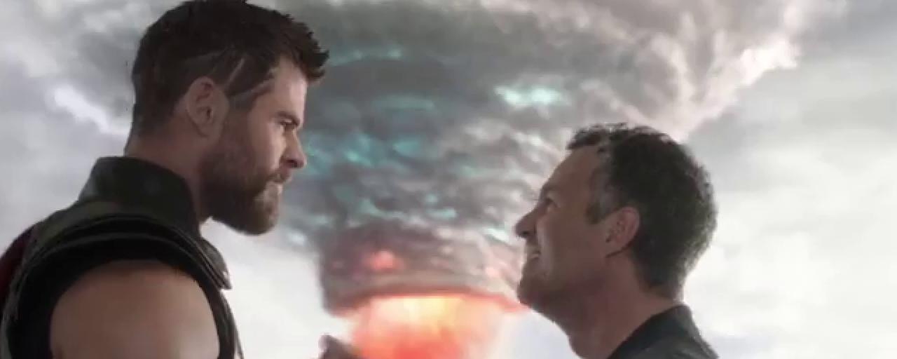 Comic-Con 2017 : Thor Ragnarok sort le grand jeu dans la bande-annonce