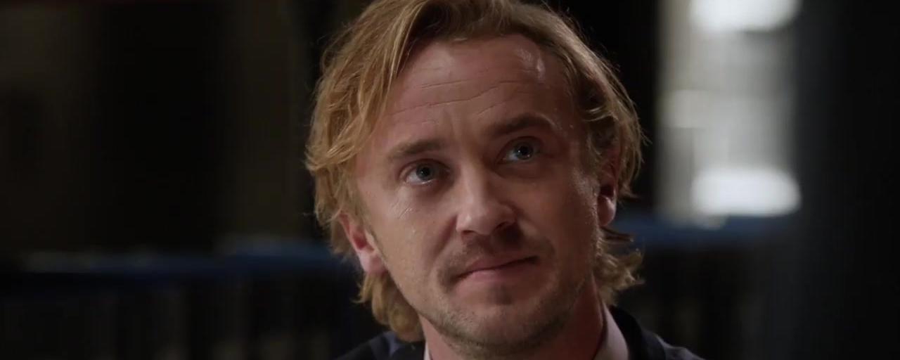 Flash : Tom Felton ne sera plus régulier dans la saison 4