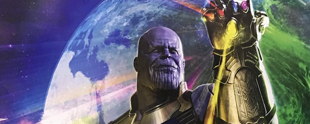 Avengers 3 Joe Russo Veut Faire De Thanos Quot Le Dark Vador