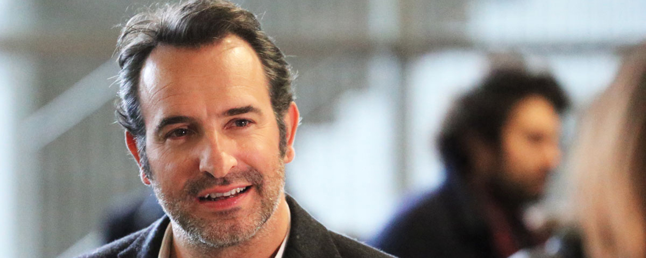 Jean dujardin premi re photo de son incursion chez for Nouveau film dujardin