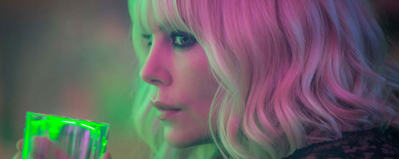 Sorties cinéma : Charlize Theron atomise la concurrence avec Atomic Blonde