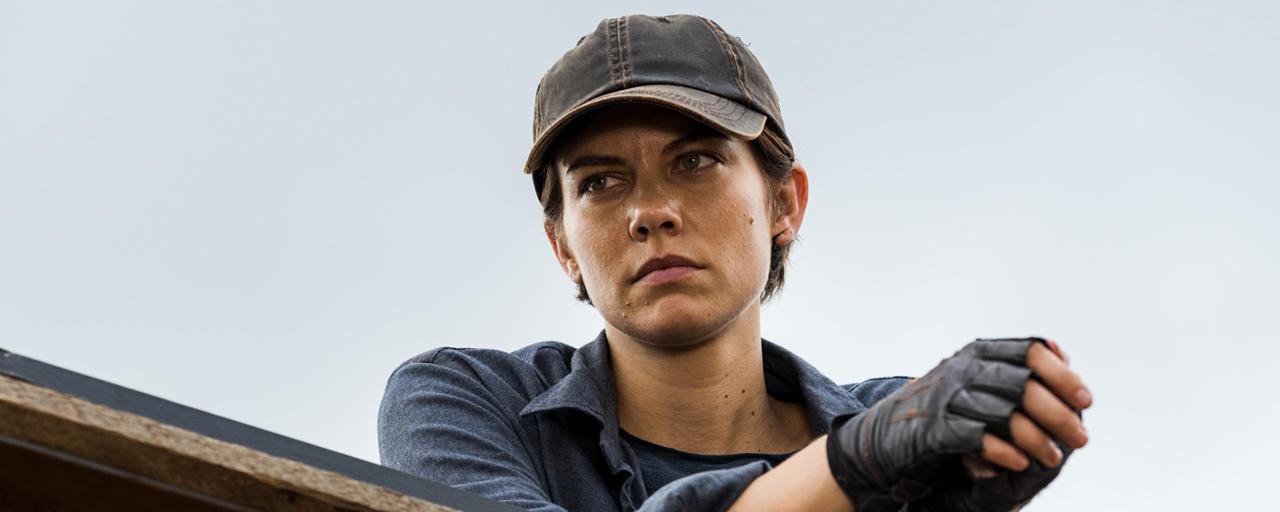 The Walking Dead: Maggie n'accouchera pas au cours de la saison 8
