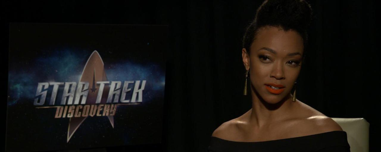 Star Trek Discovery : qui sont les héros de la nouvelle série ? [INTERVIEW]