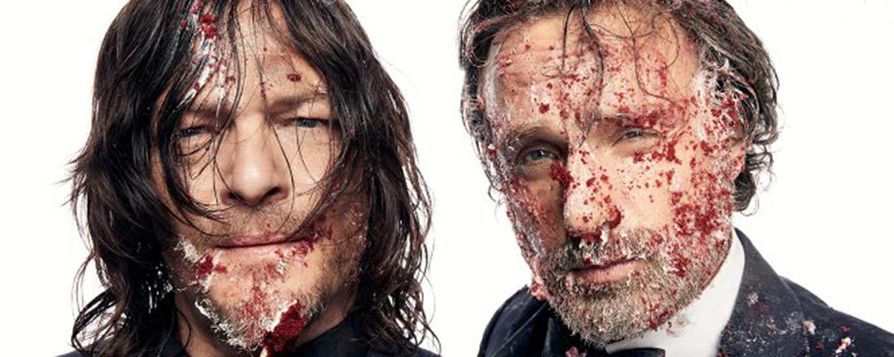 The Walking Dead: les stars de la série sur leur 31 pour fêter le 100e épisode