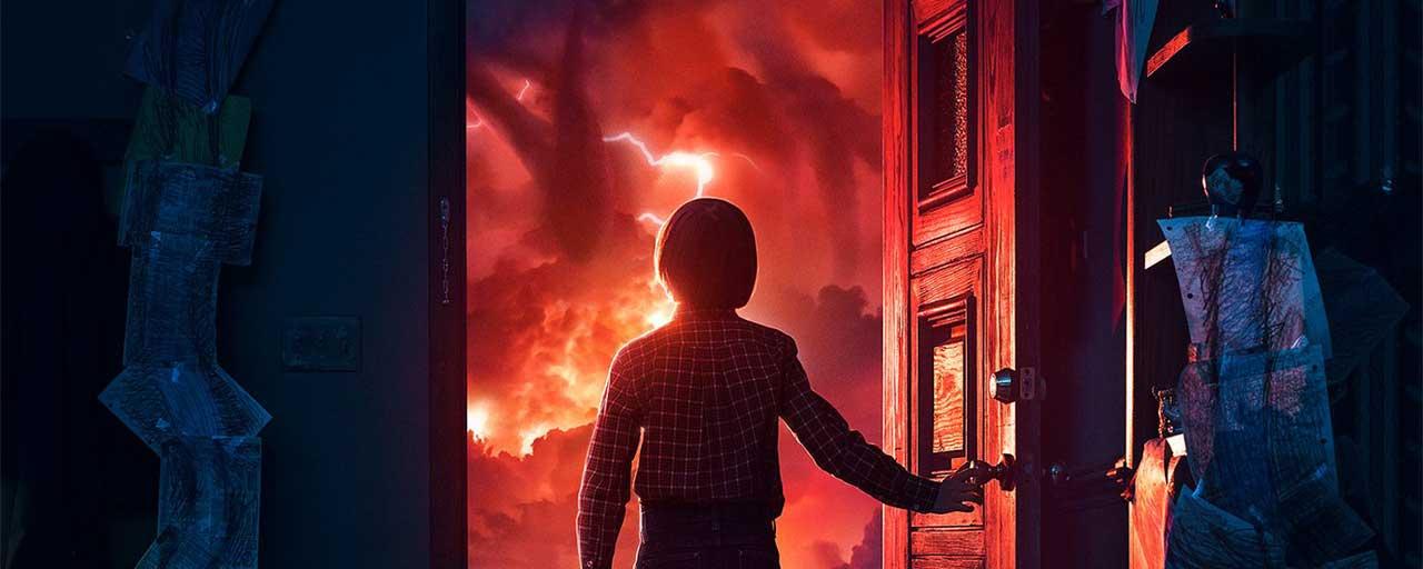 Stranger Things : Un nouveau poster terrifiant pour la saison 2