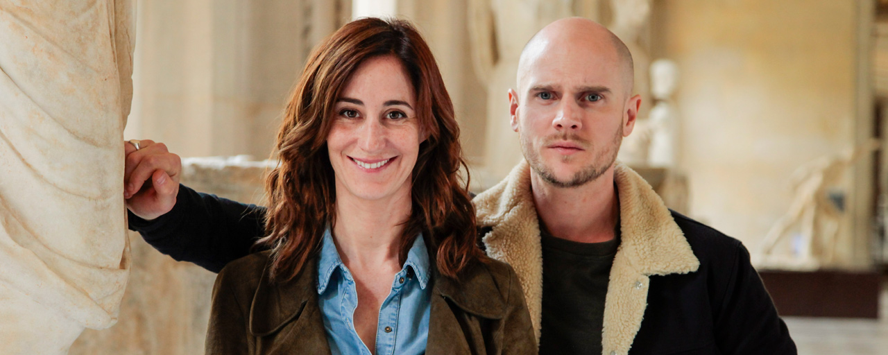 L'Art du crime : la nouvelle série policière de France 2 entre Castle et Da Vinci Code
