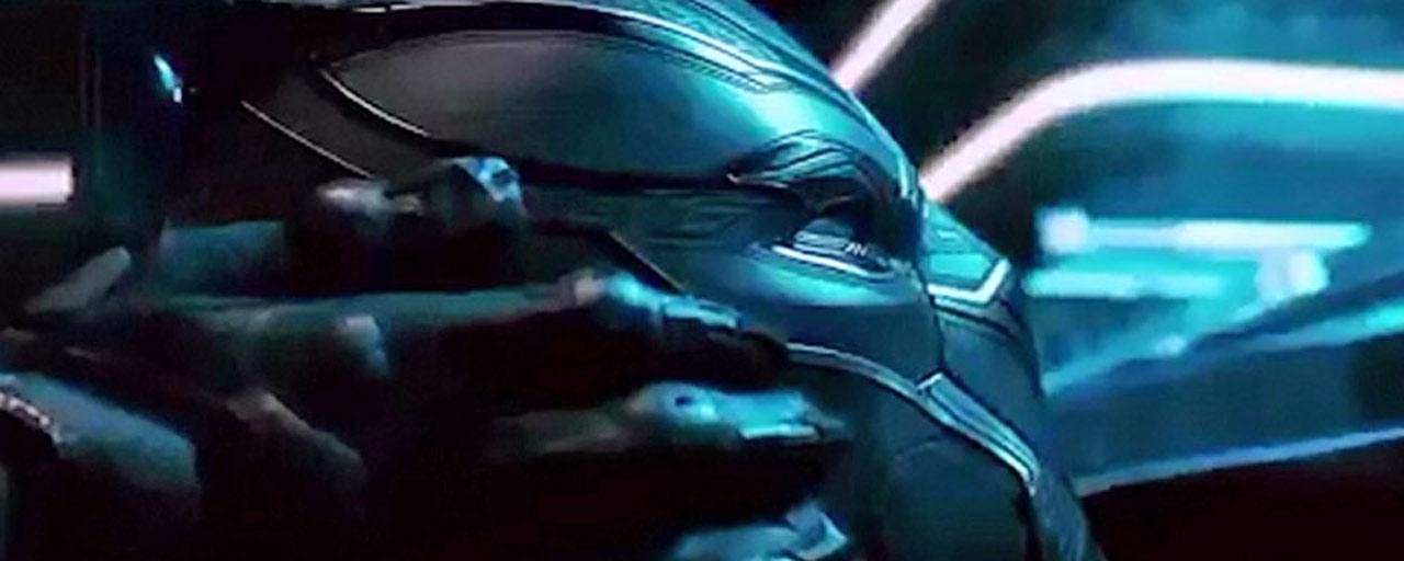 Black Panther : le nouveau superhéros Marvel passe à l'action dans un spot TV