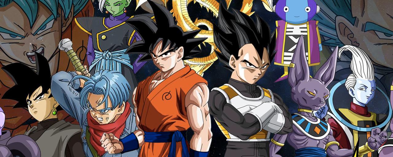 Bekannt Dragon Ball : un nouveau film d'animation en 2018 - Actus Ciné  EL31