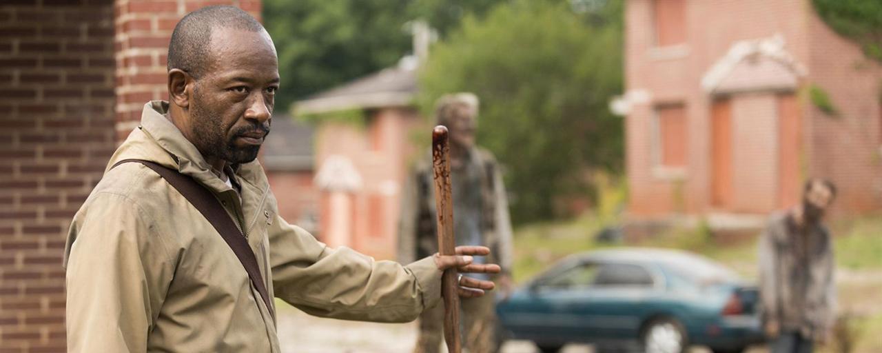 Fear the Walking Dead: Morgan en action sur les photos de la saison 4