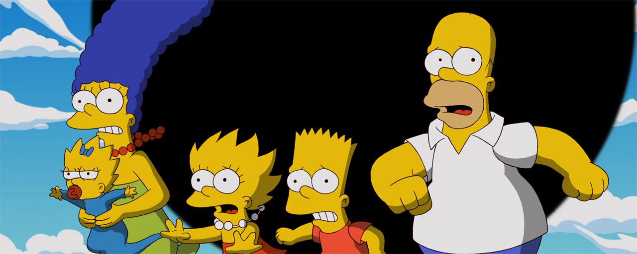 Les simpson des in dits de la famille la plus d jant e de springfield sur w9 news s ries - Les simpsontv ...