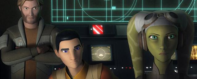Star Wars Rebels : l'empereur Palpatine s'invite dans le Teaser de la saison 4