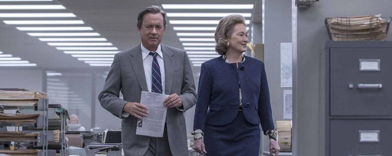 2 extraits Pentagon Papers : Meryl Streep et Tom Hanks au cœur d'un scandale d'Etat