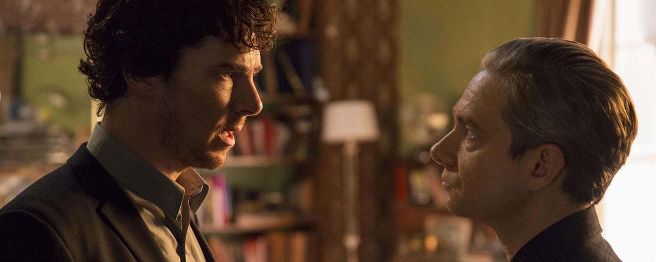 Sherlock : Martin Freeman explique que les attentes des fans ont fini par lui gâcher le plaisir