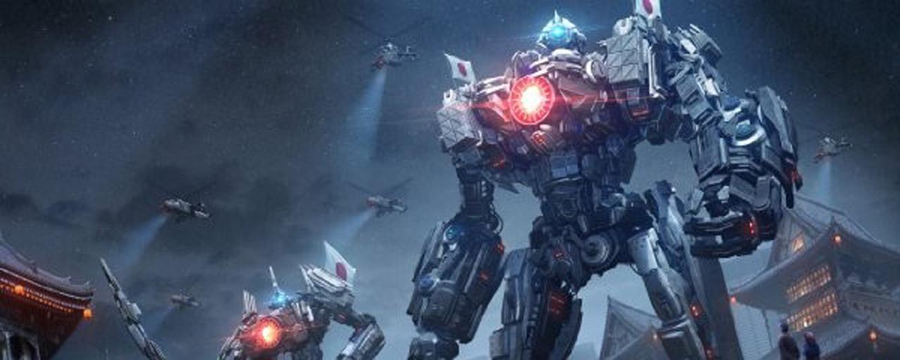 Extraits Pacific Rim 2 : les nouveaux Jaegers envoient du lourd en LightVibes [CONTENU SPONSORISE]