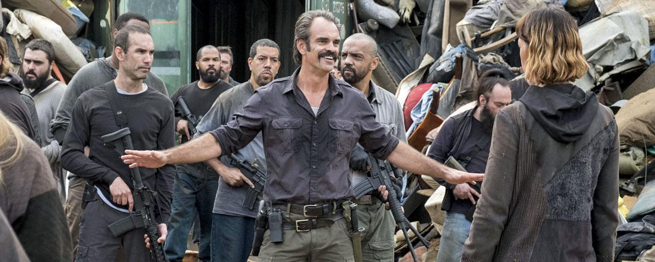 The Walking Dead : avez-vous vu le zombie tout nu dans le dernier épisode ?