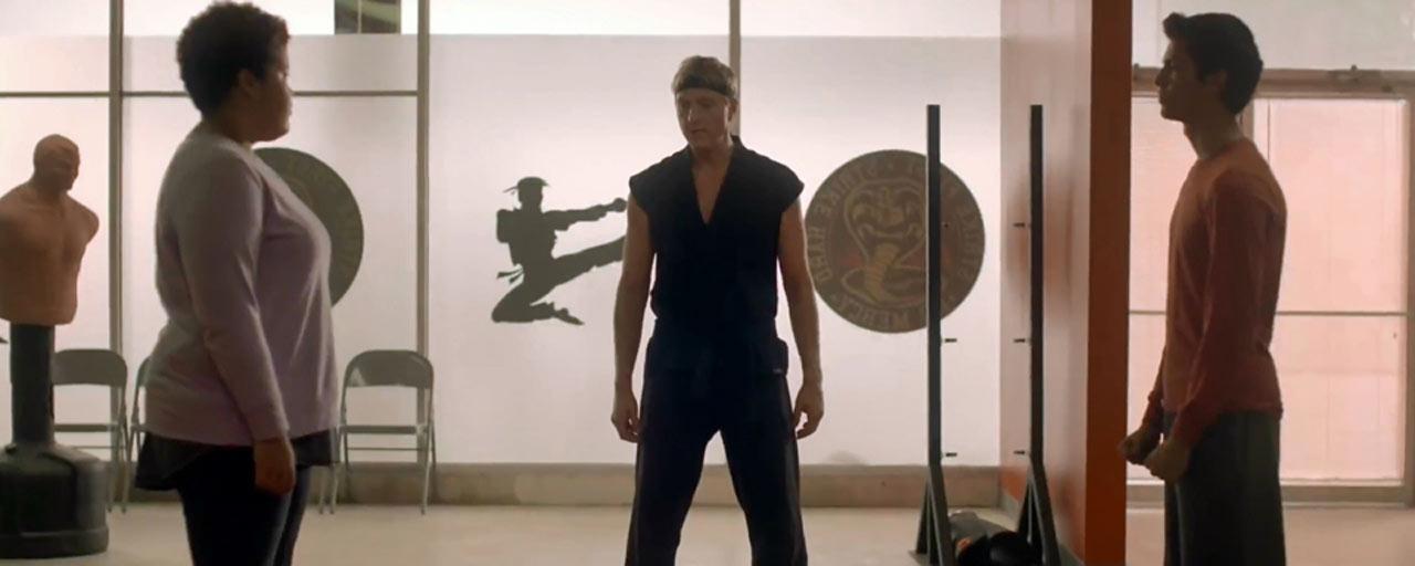 Cobra Kai : la suite de Karate Kid en série se dévoile 30 ans plus tard !