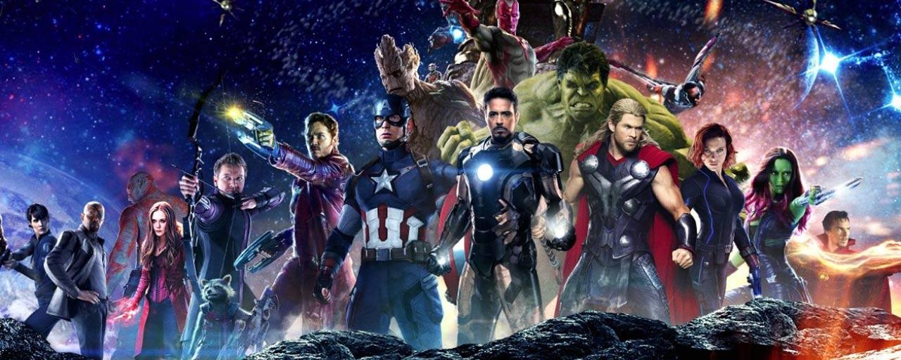 marvel film infinity war