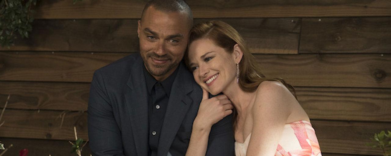 Grey's Anatomy : un mariage et des départs sur les photos du final de la saison 14
