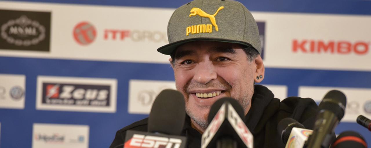 Amazon annonce une série sur la légende du foot Diego Maradona