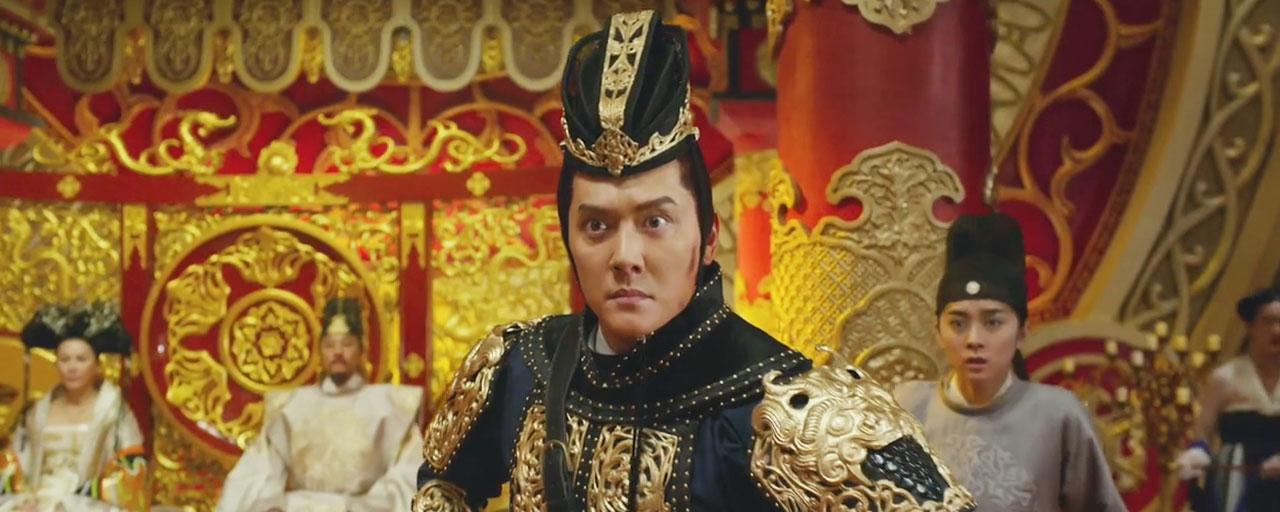 Détective Dee 3 : un dragon d'or prend vie dans la bande-annonce du nouveau Tsui Hark