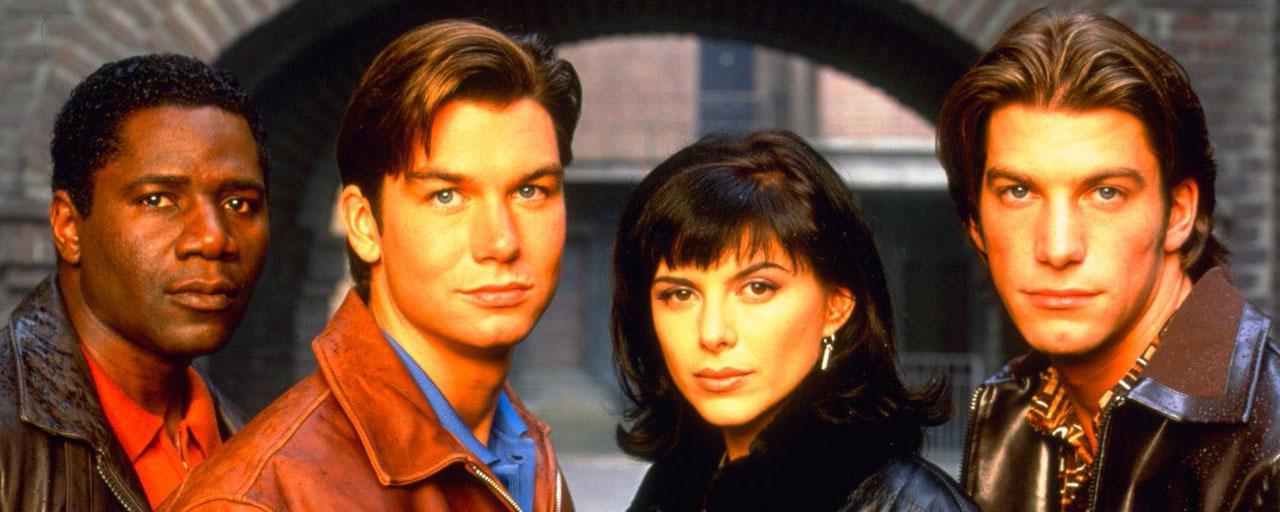 Sliders : un reboot de la série SF des années 90 pourrait voir le jour selon Jerry O'Connell !