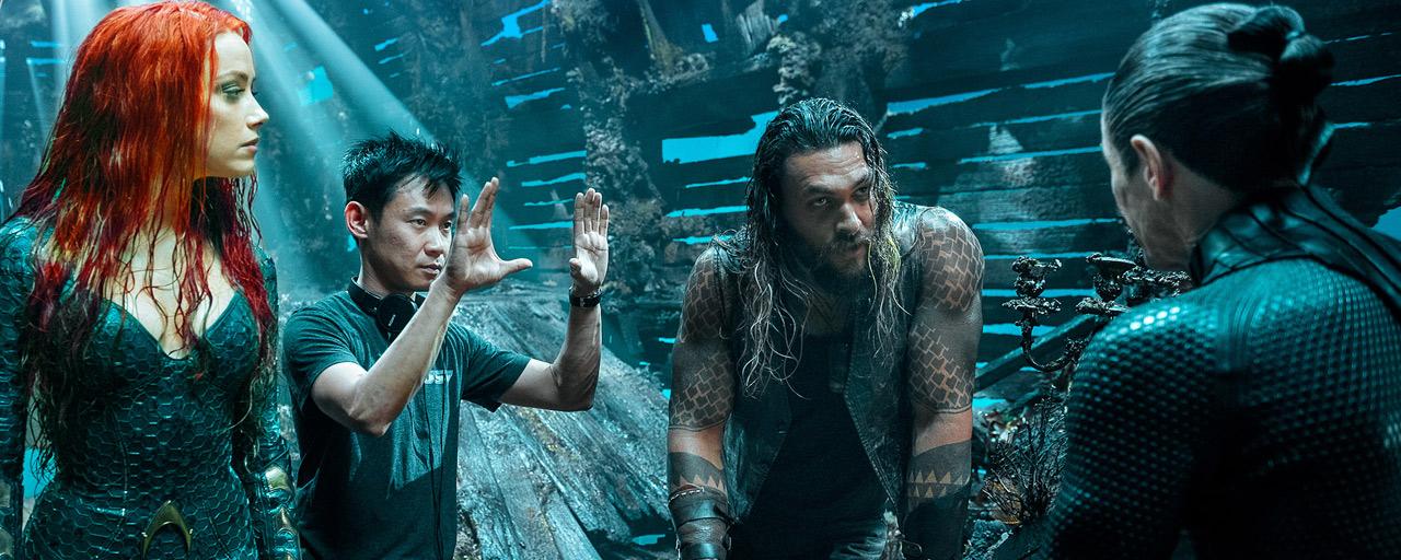 Aquaman : la bande-annonce du film DC Comics dévoilée dans un mois au Comic-Con