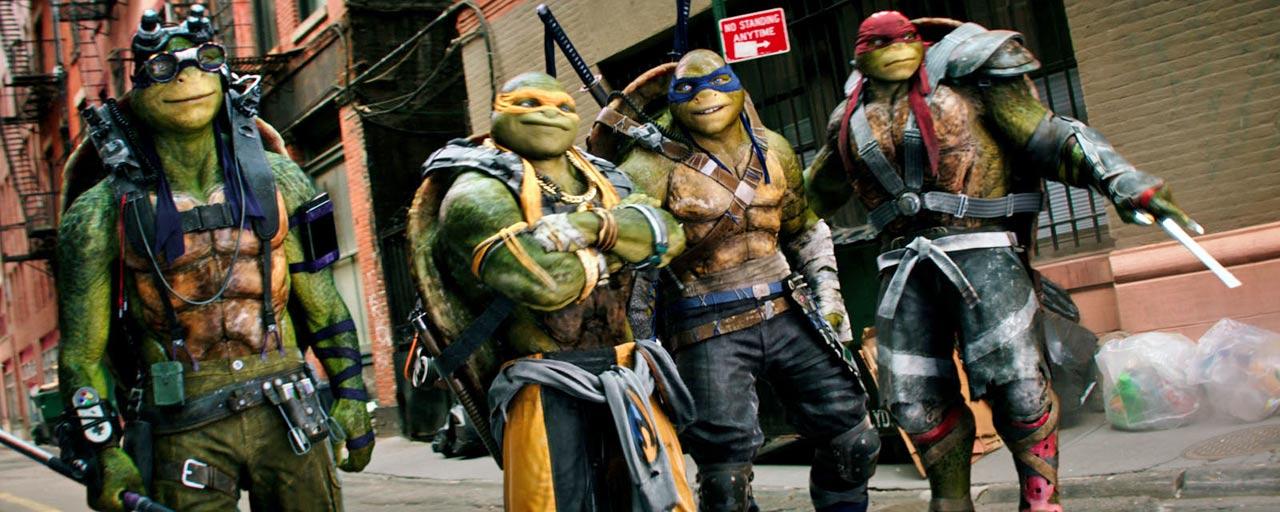 Les Tortues Ninja : bientôt un reboot chez Paramount