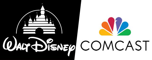 Disney renchérit à l'offre de Comcast pour racheter la 21st Century Fox