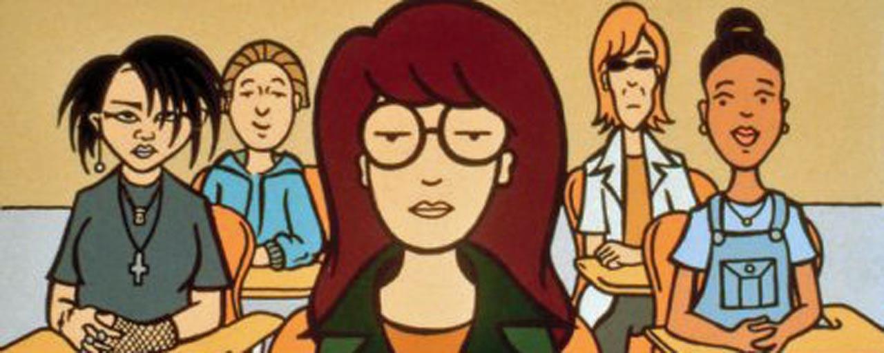 Daria : la lycéenne blasée bientôt de retour dans un reboot de la série animée ?