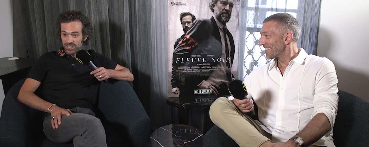 """Fleuve noir - Vincent Cassel : """"J'étais déjà dans le costume du personnage quand j'ai rencontré le réalisateur"""""""