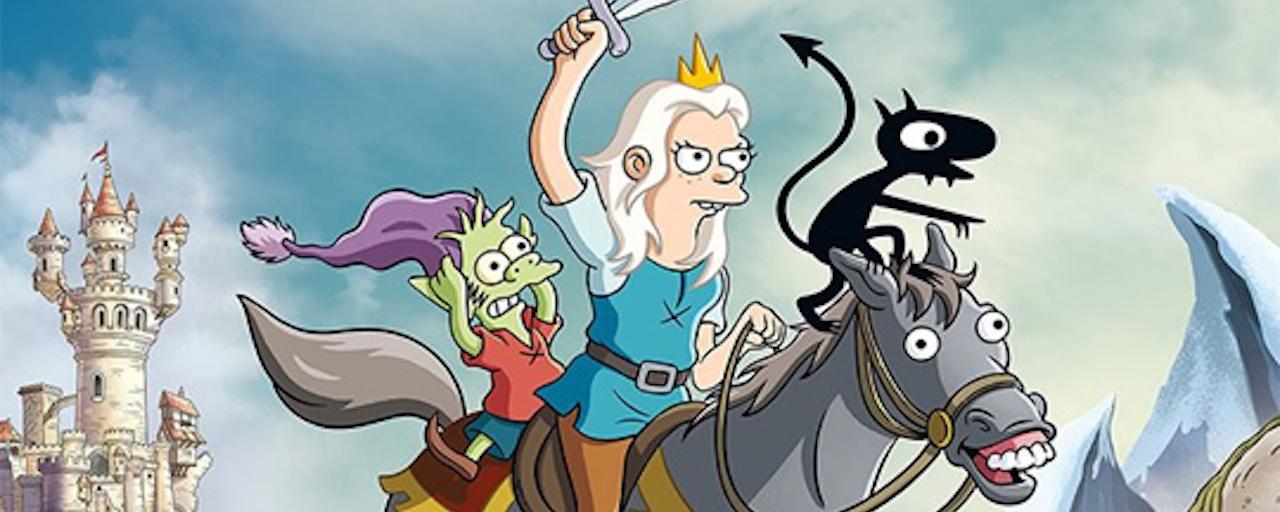 Comic-Con 2018 : Disenchantment, la nouvelle série de Matt Groening, dévoile sa première bande-annonce