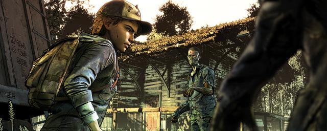 The Walking Dead en jeux vidéo, ca donne quoi ?