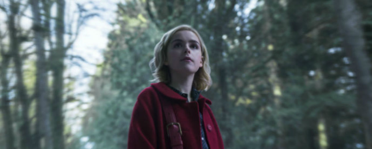 Chilling Adventures Of Sabrina :  le titre français et de nouvelles photos de la série Netflix dévoilés
