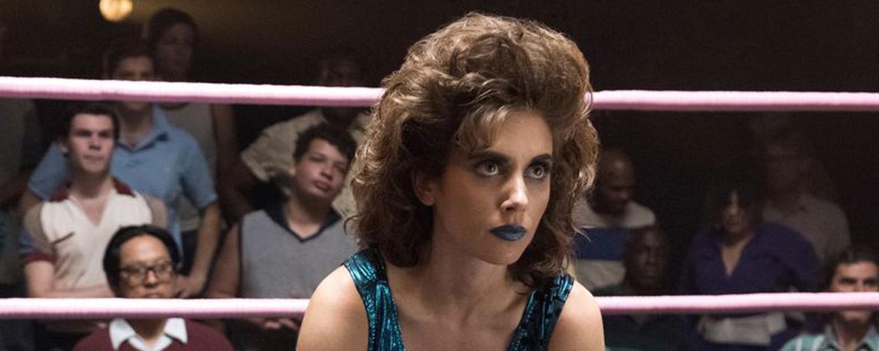 GLOW : Netflix offre une saison 3 à sa comédie sur le catch féminin avec Alison Brie