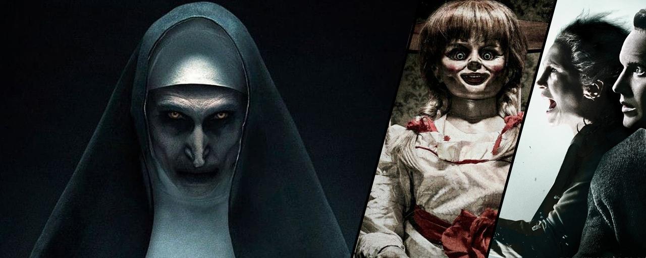 De La Nonne à Annabelle, le Conjuring-verse dans l'ordre chronologique