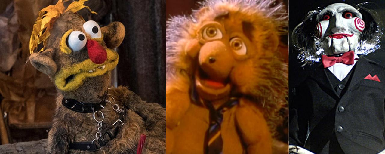 Carnage chez les Puppets, Team America, Feebles... : quand les marionnettes pètent un câble !