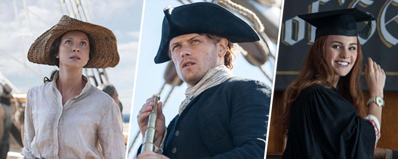 Outlander : Sam Heughan, Sophie Skelton, Caitriona Balfe... où les retrouver en dehors de la série ?